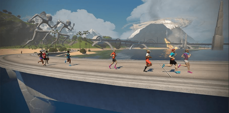 Why Zwift transforms treadmill running