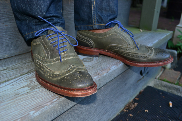 Rock The Neumok by Allen Edmonds Shoes