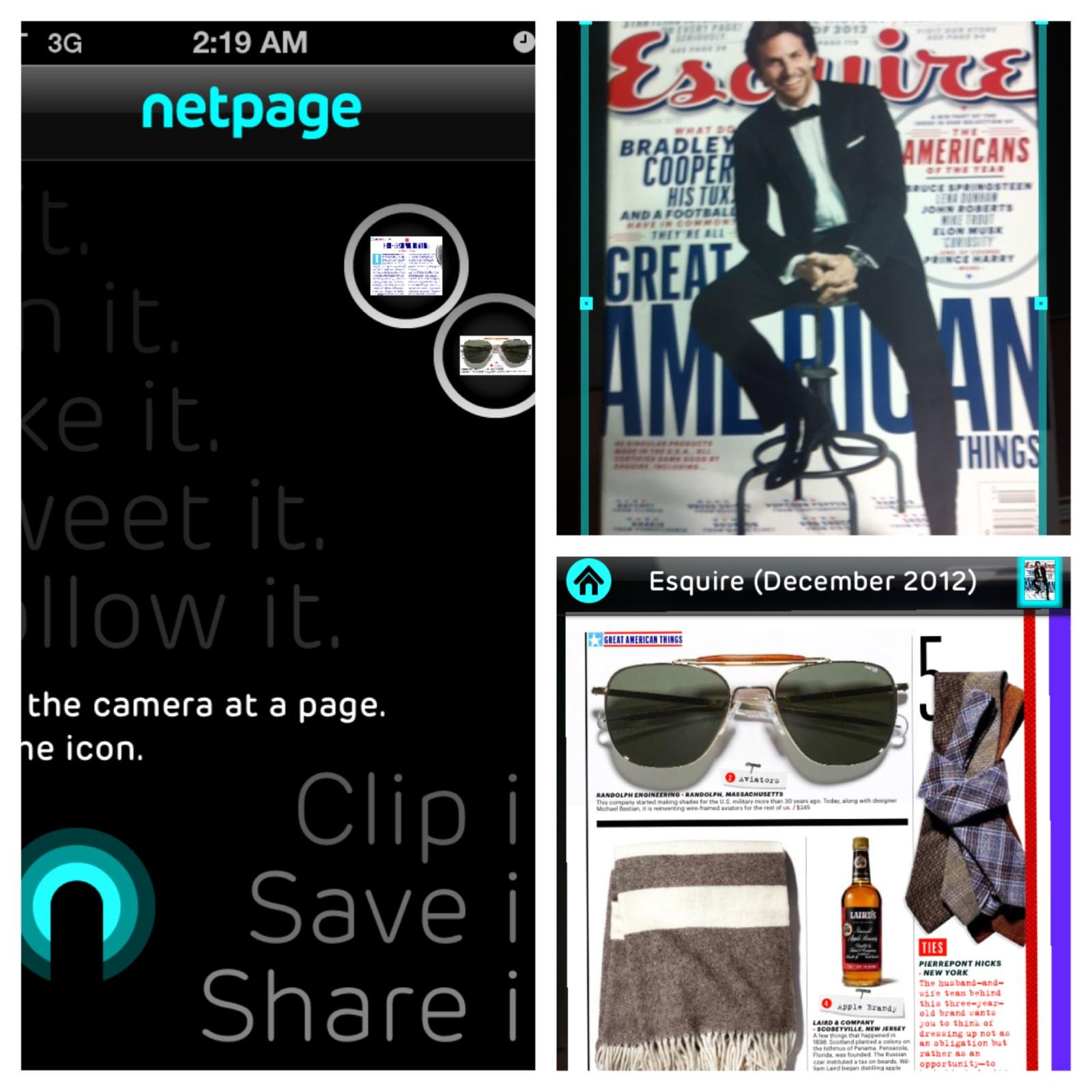 netpage app