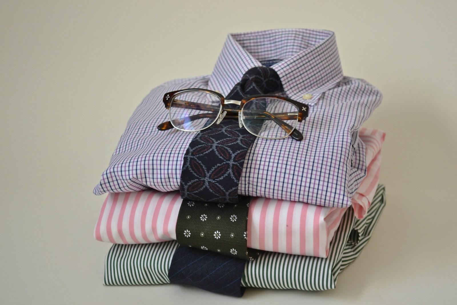 hucklebury shirts via men's style pro