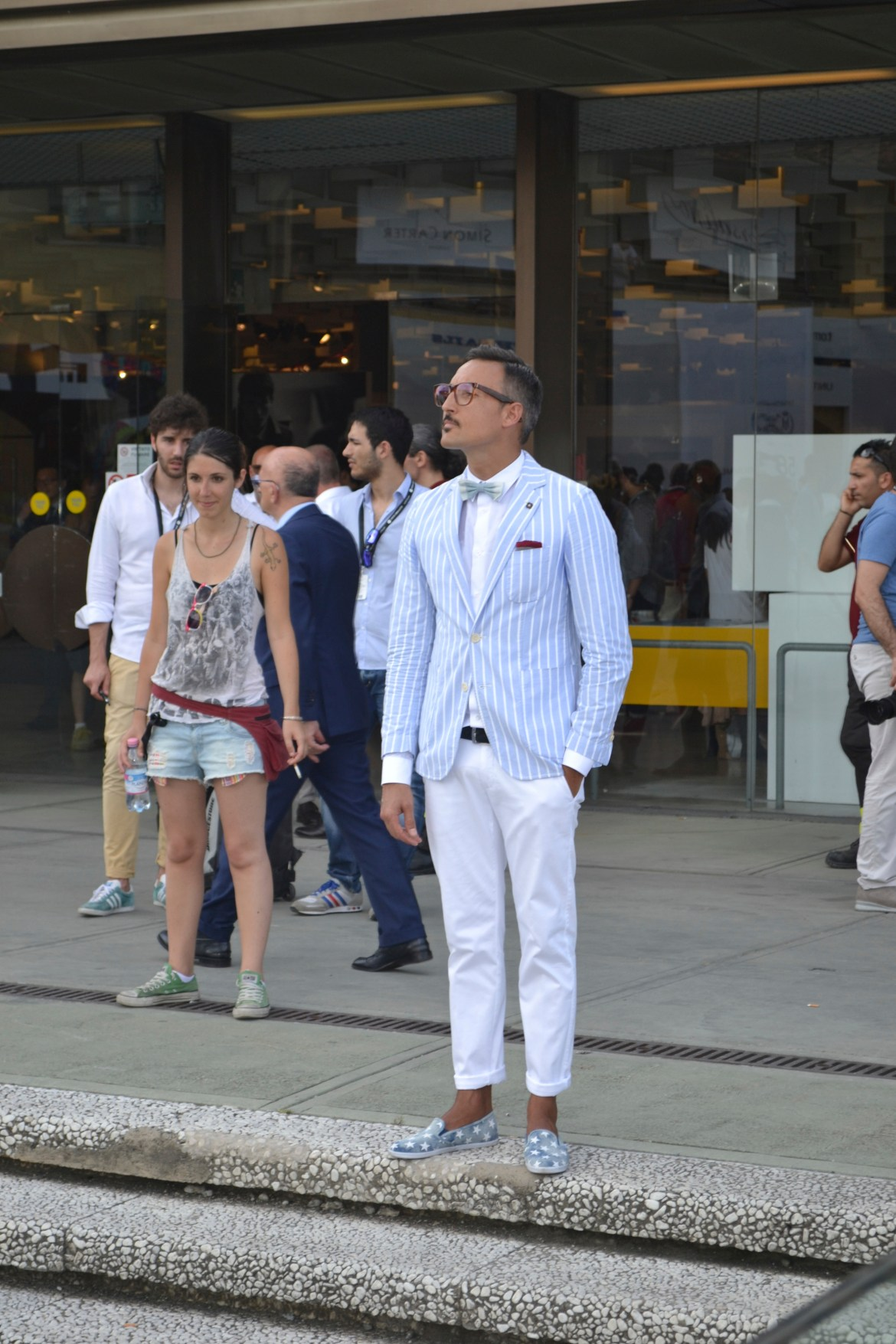 Summer fresh at pitti uomo 84