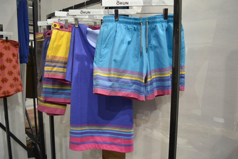 Okun Africa beachwear at Pitti Uomo 84