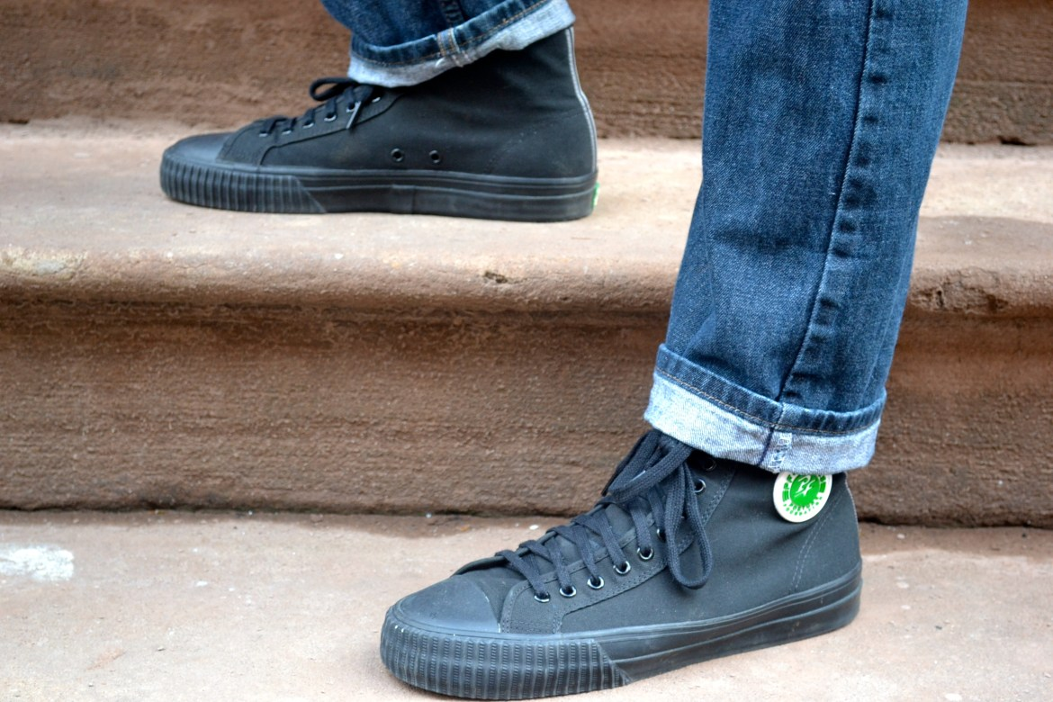 Alex Delany Wear Center Hi Pf Flyers