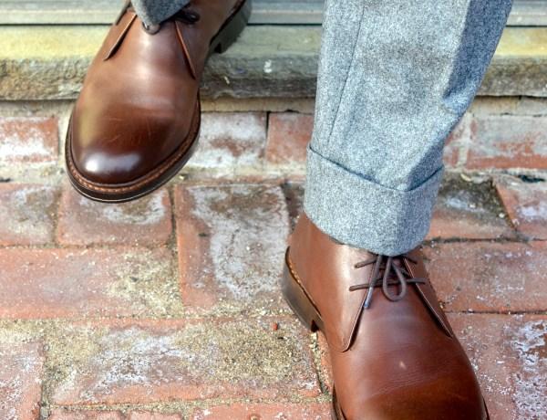 Beckett Simonon Bailey Chukka Boots