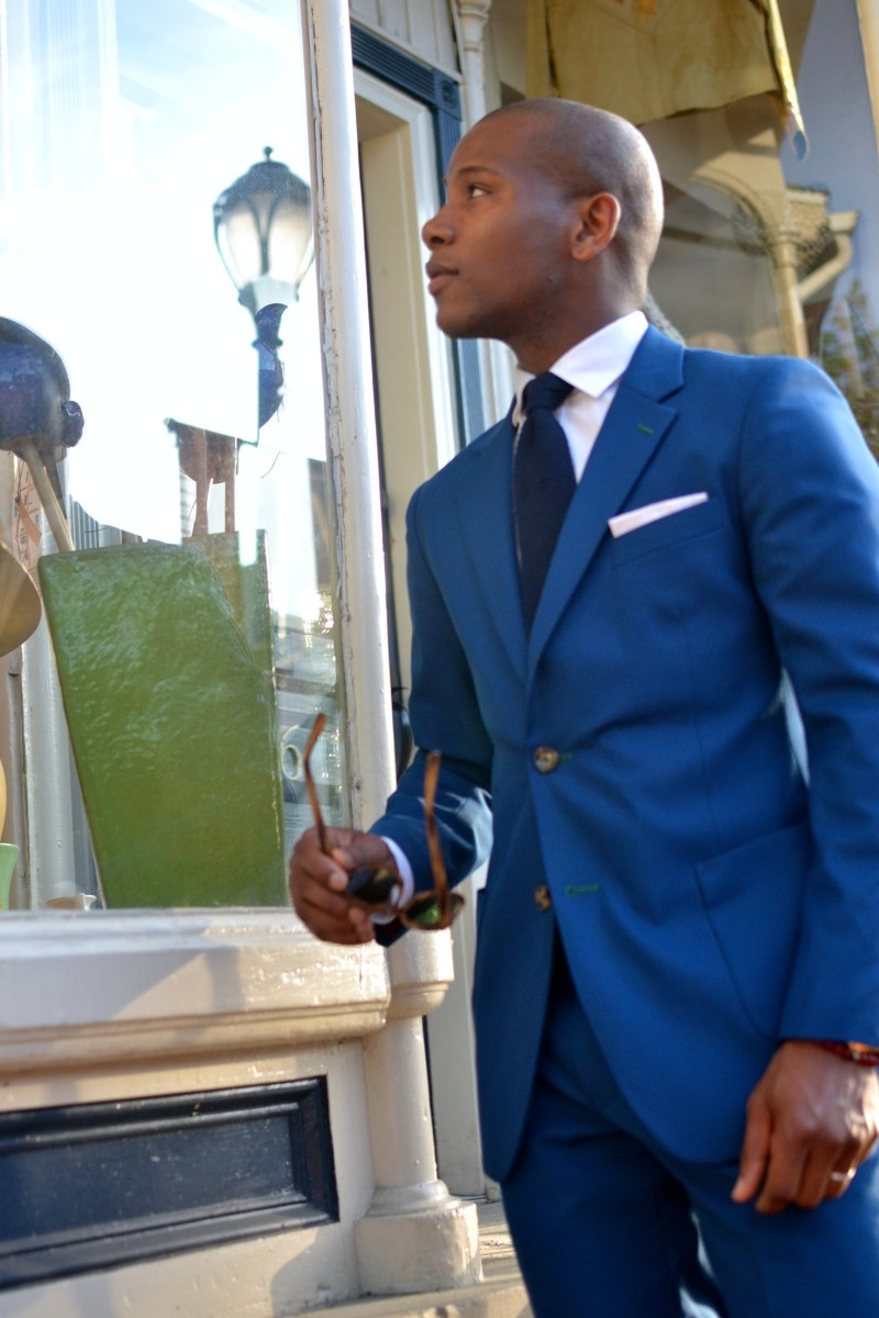 Suit/Brand Review : Blackpier (Online Custom Menswear Label)