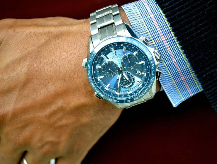 #AstronElite, Seiko Astron Elite Watch, Men's Style Pro