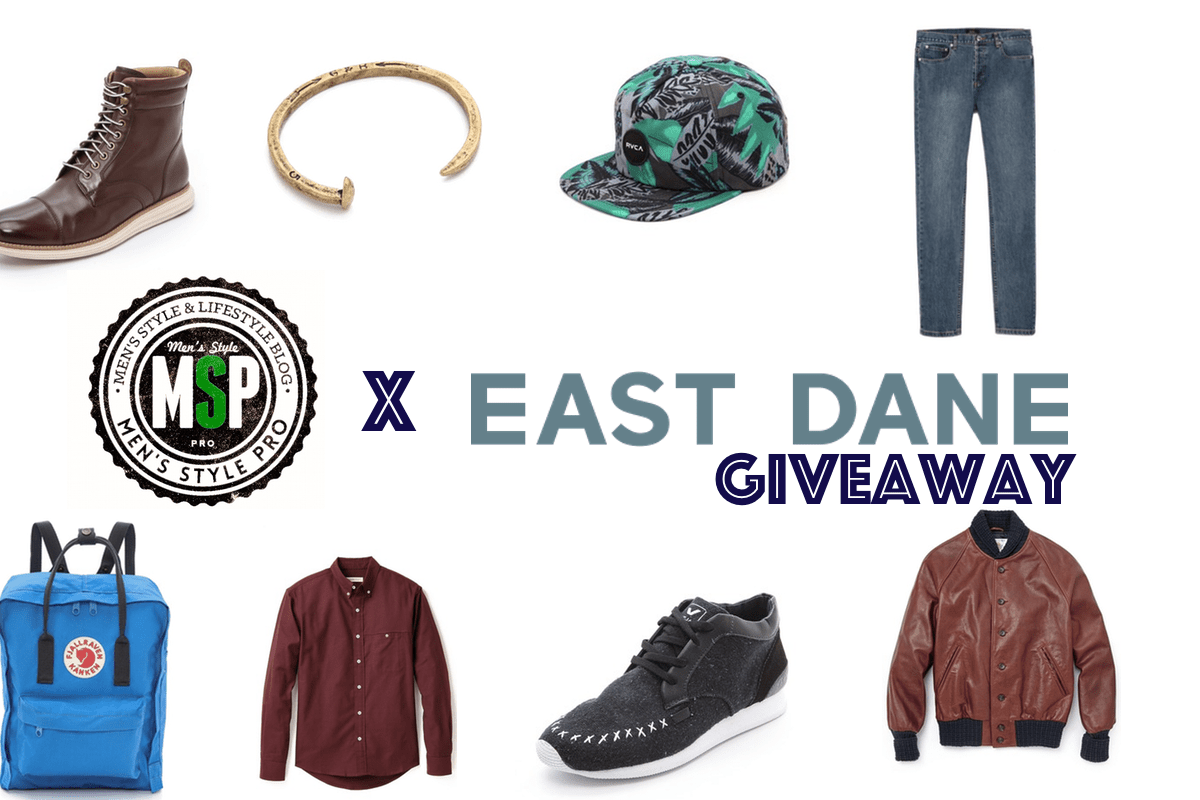 MSP x East Dane Giveaway