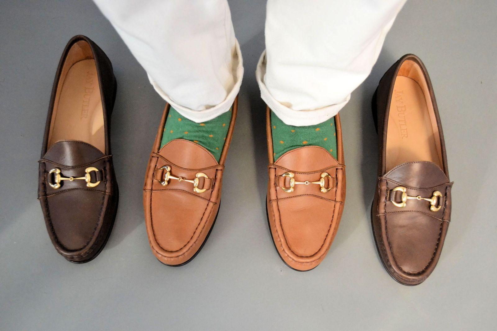 Jay Butler Horsebit Loafers