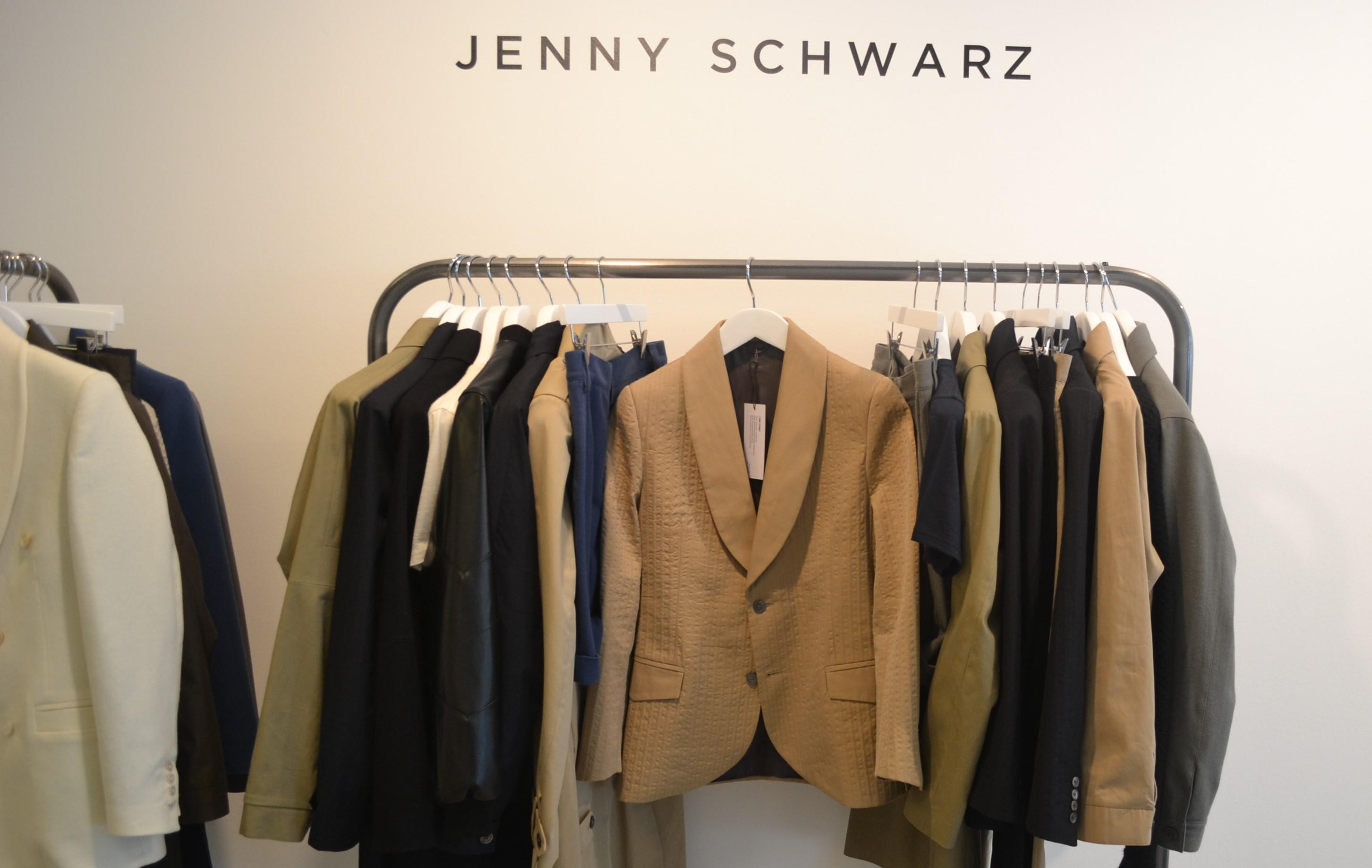 Jenny Schwarz Designer Showroom LCM SS16 Presentation