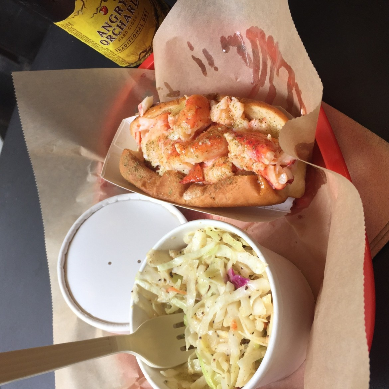 Luke's Lobster Philly
