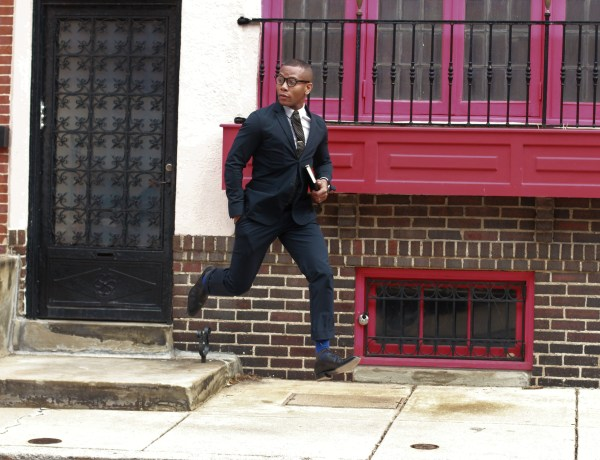Sabir M. Peele of Men's Style Pro in Ministry Of Supply Aviator 2 Suit