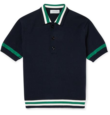 Tomorrowland Knit Polo Shirt