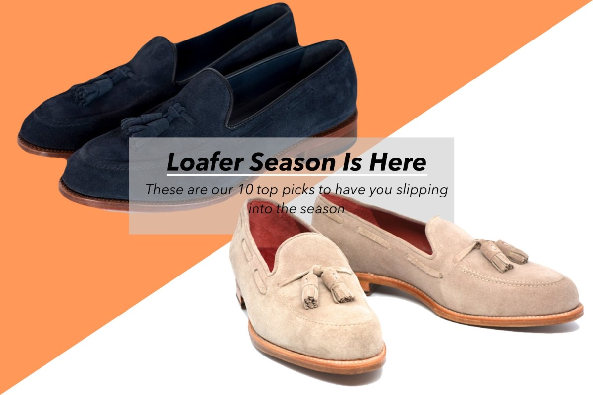 Slip Into Some Loafers