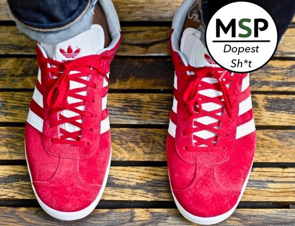 Adidas Gazelle x Men's Style Pro Review