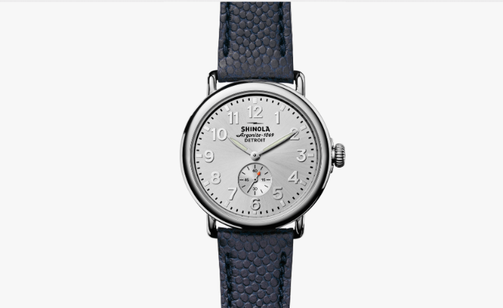 Shinola 41MM Runwell Watch $550