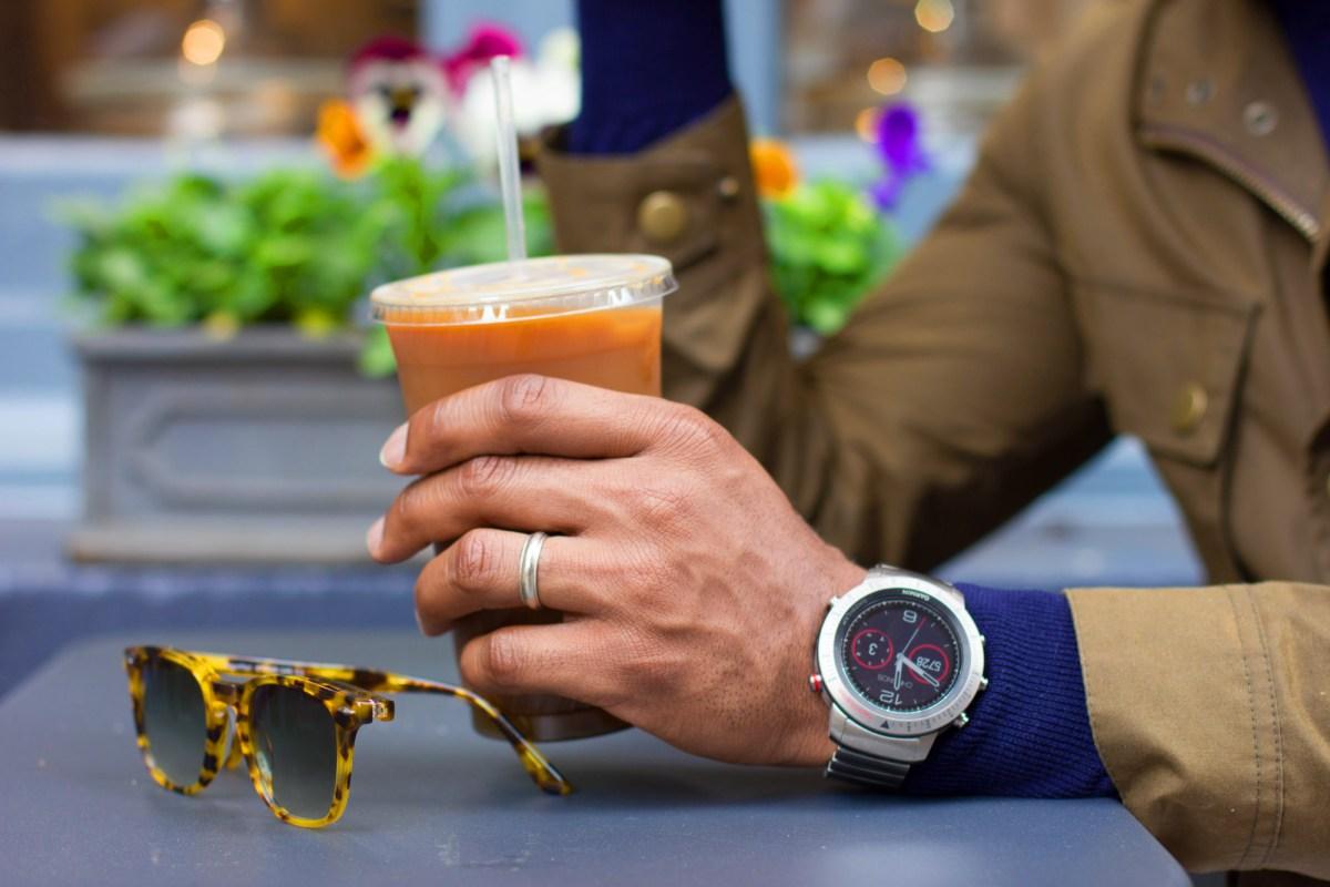 Simply Technical: The Garmin Fenix Chronos Smartwatch