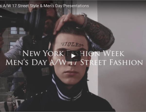 NYFW: Men's Day Street Style