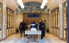 warby parker philly store location