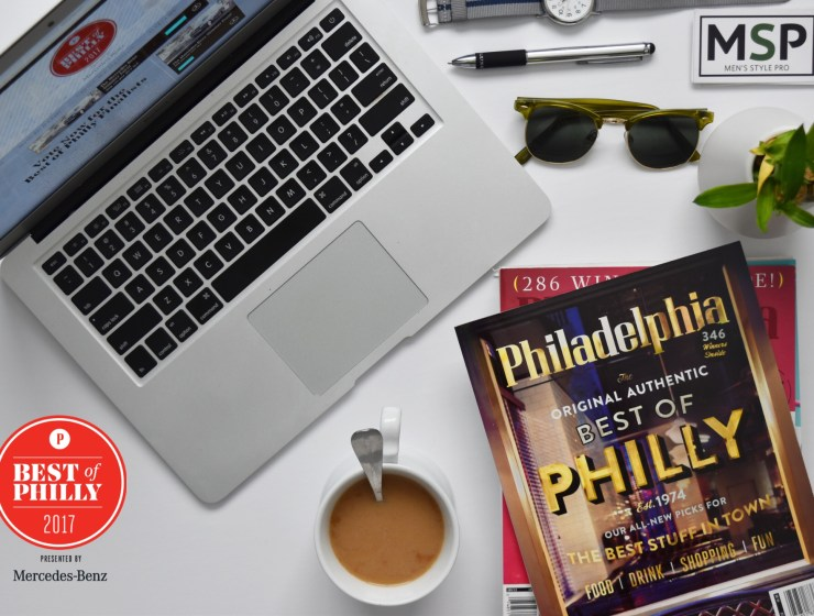 Men's Style Pro x Best Of Philly