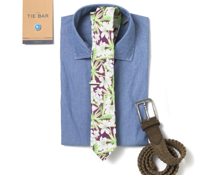The Tie Bar x Men's Style Pro Giveaway