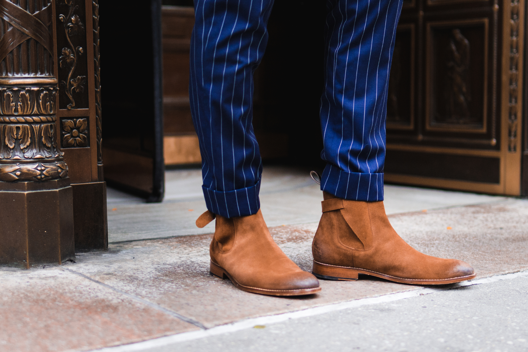Men's Style Pro x Cobble and Hyde Kenton Jodhpur boot