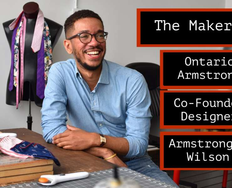 Ontario Armstrong of Armstrong & Wilson Accessories
