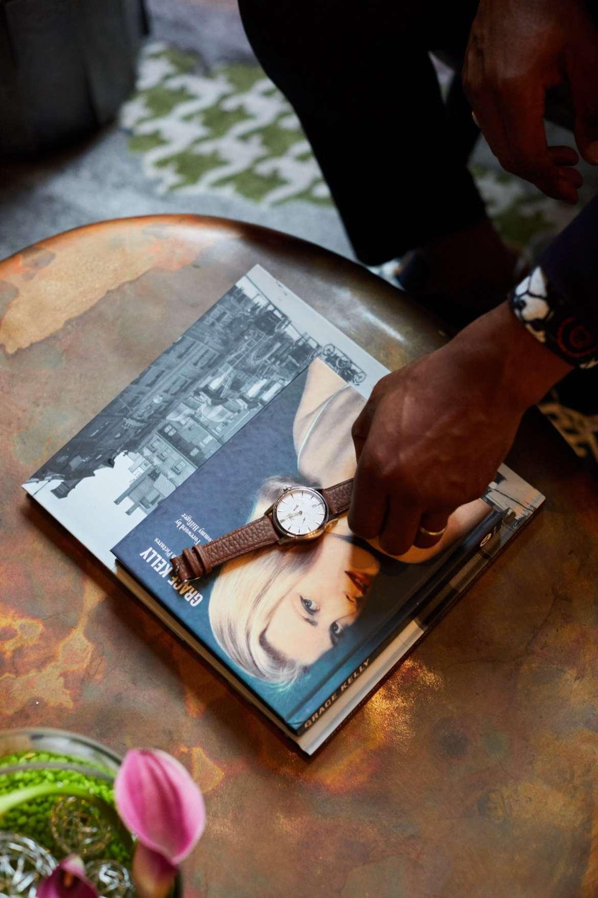 Watchbox x Men's Style Pro x Oris Watch Blog Feature