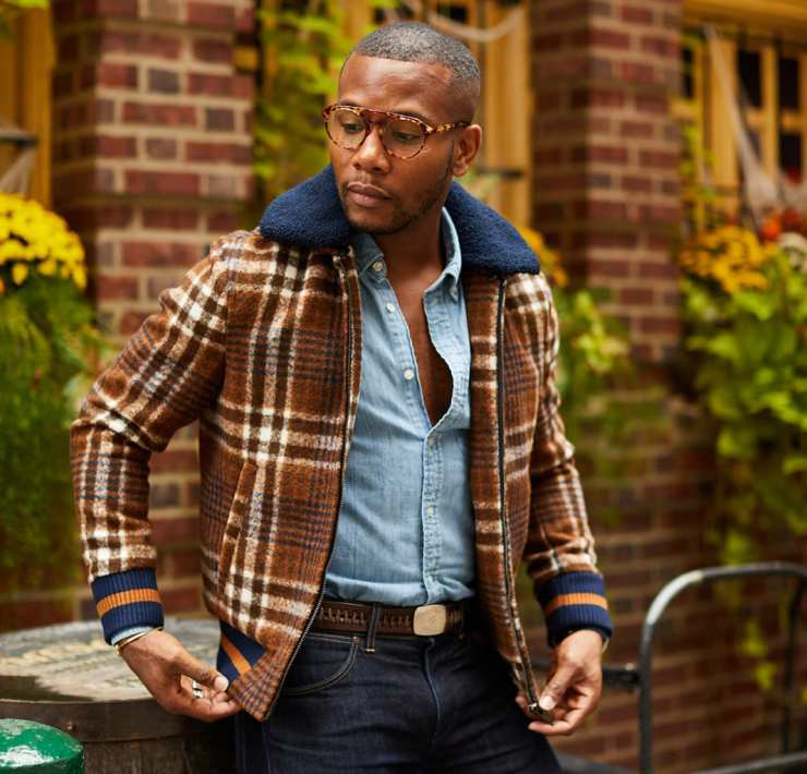 Men's Style Pro 70's Inspired Fall Gear