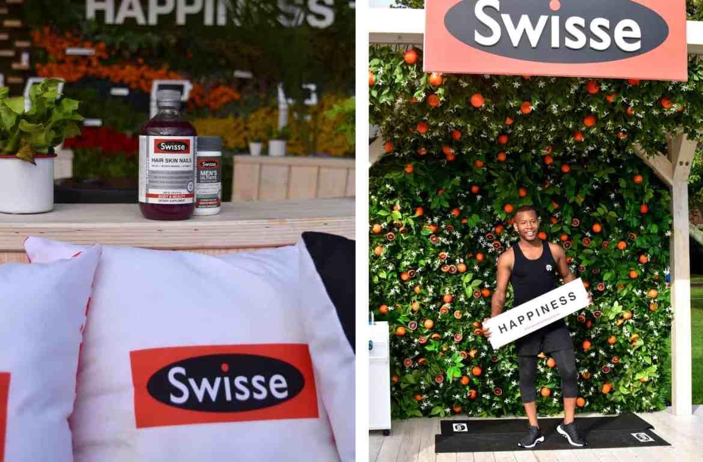 Swisse x Wanderlust Fest 108 Philly Men's Style