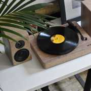 Victrola Record Player via World Wide Stereo