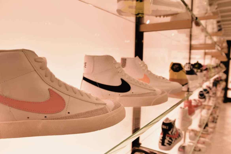 Sneaker Wall