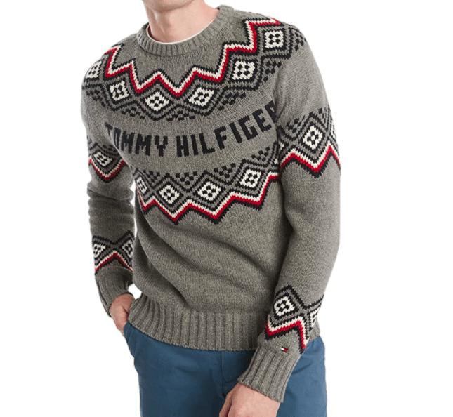 Tommy Hilfiger Sweater Amazon Black Friday