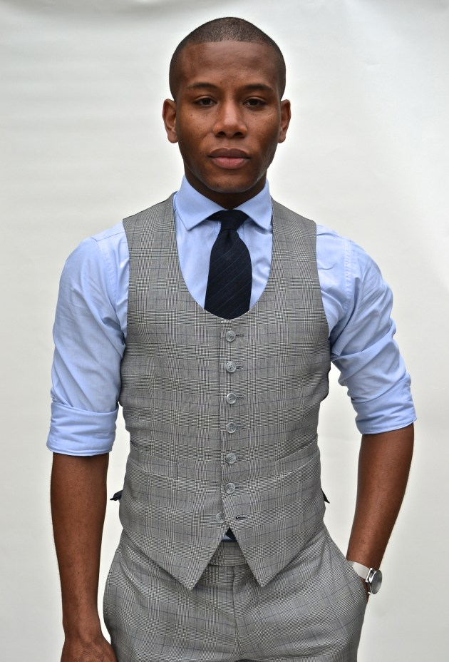 Glen Plaid Custom Suit by Imparali Custom Tailors x Men's Style Pro