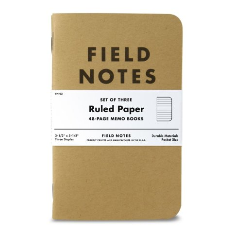 Field Notes_Stocking Stuffers for Men under $10