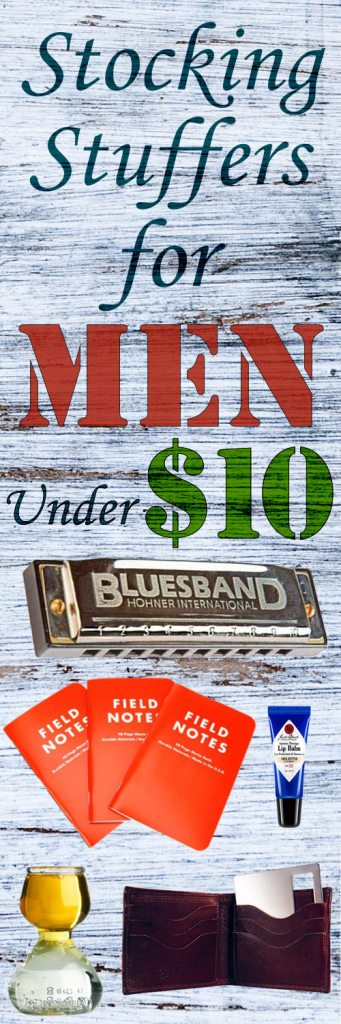 Stocking Stuffers for Men Under $10