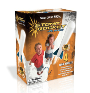 Stomp Rocket Jr. Glow Kit