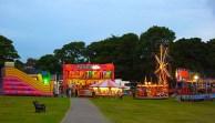 Menston village funfair, August 2013