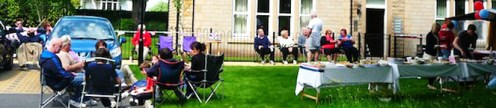 Menston Hall Jubilee 'Big Lunch' 5