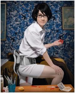 Hiromi Ozaki's Menstruation Machine