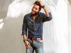 Desigual Lookbook SS15 For Men (6)