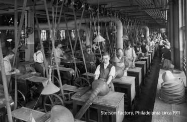 Stetson Factory