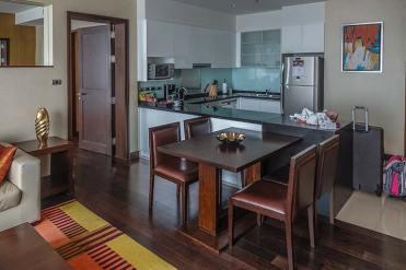 Marriott Executive Apartments Sukhumvit Park Bangkok Hotel review (28)