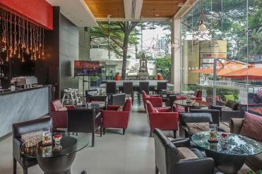 Marriott Executive Apartments Sukhumvit Park Bangkok Hotel review (8)