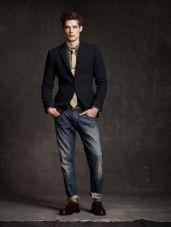Black Cashmere Blazer With Jeans