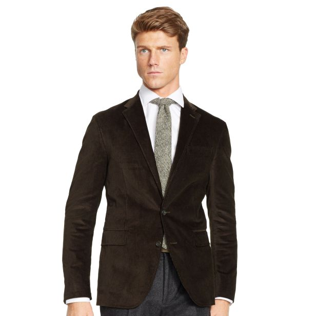 Corduroy Blazer And Corduroy Sport Coats front View