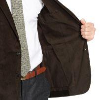 Corduroy Blazer And Corduroy Sport Coats iner Pocket