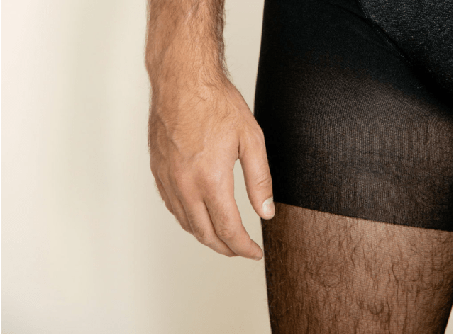 Threads for Men hosiery tights