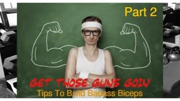build biceps
