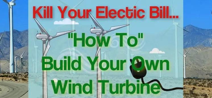 alternative energy wind turbine