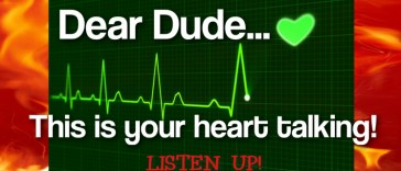 This is your heart talking